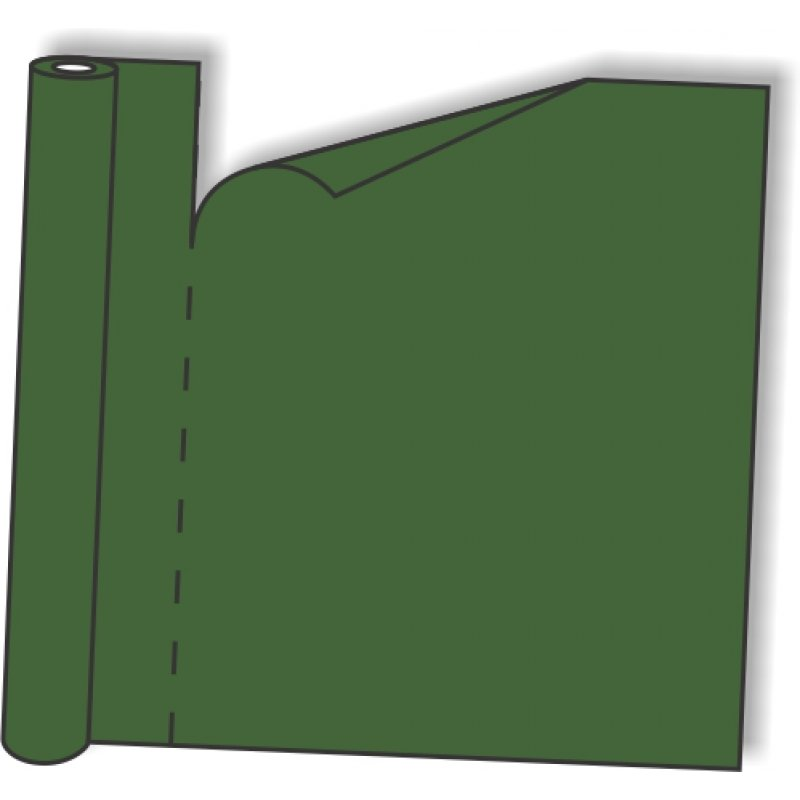 tischdecken 80x80 cm dunkelgr n 6 rollen karton mev paper gmbh bedruckte servietten. Black Bedroom Furniture Sets. Home Design Ideas