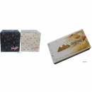 Facial tissue - cube, 3-ply, 60 sheets, cellulose, 12...