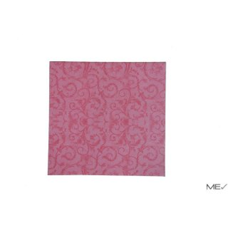 Airlaid napkins, 40x40 cm, Abstract, red, 16x50 pcs./carton