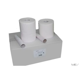 Handtowel roll with special core, 2-ply, 19 cm width, cellulose, 6 rolls/pack***only for neutral dispenser system