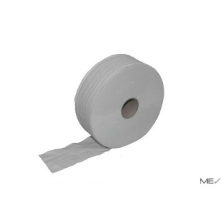 Jumbo- toilet paper, 2-ply, recycling whitish, 300 m, 6 rolls/pack